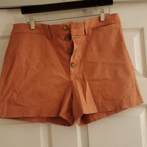 """Madewell nwt shorts size 31 3"""" inseam"""